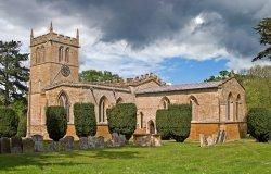 All Saints' Church, Cottesbrooke