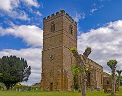 All Saints Parish Church, Norton