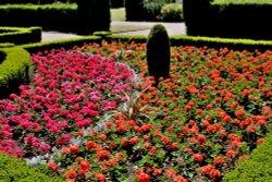 Gardens at  Lotherton Hall
