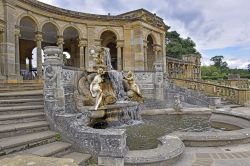The Loggia Fountain, Hever Castle