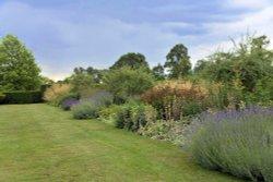 Godinton House Garden Long Border, Great Chart