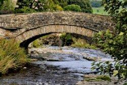 Packhorse Bridge, Gayle near Hawes