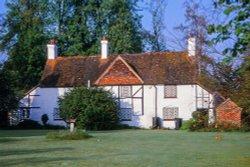 Whitewashed Cottage