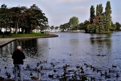 Lake at Pontefract