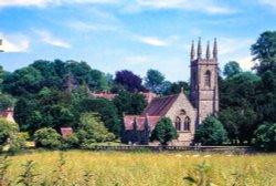 All Saints Church, Upper Farringdon
