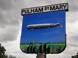 Pulham st Mary