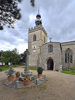 All Saints Church, Shipdham
