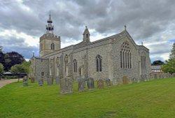 All Saints Church, Shipdham