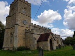 Astwood church