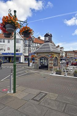 Sheringham town cwntre