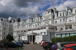 The Grand Hotel in Eastbourne