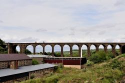 Railway Viaduct, Denby Dale