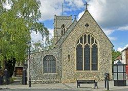 St. Peter's Church, Thetford