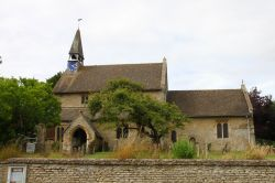 The Church of St. Edmund and St. George, Hethe