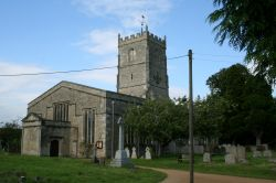 St. Andrew's Church, Shrivenham