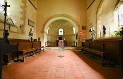 St Botolph's Church, Swyncombe, Oxfordshire