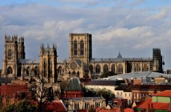 York Minster from Cliffords Tower
