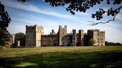 Raby Castle, County Durham.