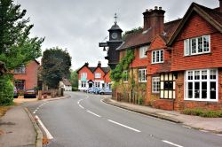 Guildford Road in Abinger Hammer