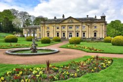 Wortley Hall and Formal Garden