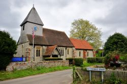 The Church of St Thomas of Canterbury in East Clandon