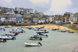 No Sign of St Ives' Renowned 'Special Light' Today