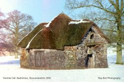 Hermits Cell, Badminton,Gloucestershire 2000