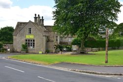The Village Green at Bolton Abbey