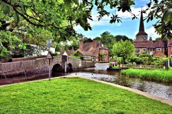 The Ford in Eynsford, Kent