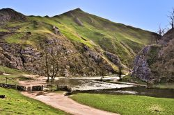 Dovedale View with Gate