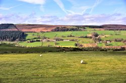 View West from Strines Over Bradfield Dale