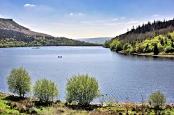 Ladybower View From the Snake Pass
