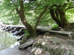 Tarr Steps, Liscombe, Somerset