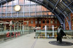 Sir John Betjeman, Saviour of St Pancras Station
