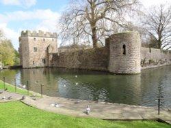 Bishop's Palace, Wells, Somerset