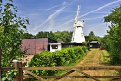 The White Windmill Heritage Centre on Ash Road