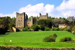 Bolton Castle in Wensleydale
