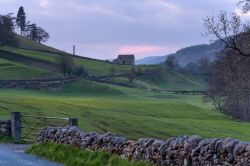 A quintissential Yorkshire scene