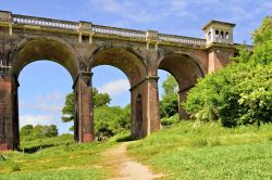 The Northern End of the Ouse Valley Viaduct in Sussex