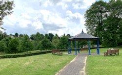 Jedburgh Public Park.