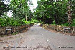 Hayes Lane, Badminton, Gloucestershire 2021