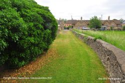 Pinnells Alley, Badminton, Gloucestershire 2021