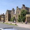 The beautiful village of Broadway, in the Cotswolds