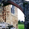 A picture of Leiston Abbey