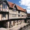 A picture of Lord Leycester Hospital