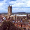 Collegiate church - Church of St Mary's in Warwick