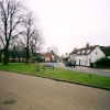 Clophill village green, Bedfordshire
