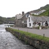 Boscastle in Cornwall