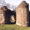 Longtown Castle, Herefordshire