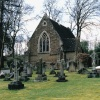 Mount Cemetery in Guildford, taken in Spring 1999